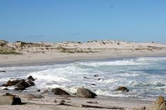 West Coast National Park. 16 Mile Beach.