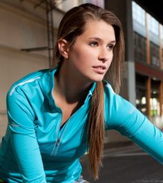 4 Tricks For Gorgeous Post-Workout Hair - Daily Makeover (no more excuses to miss the workout)