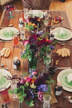 A & B Creative: Oregon event planner and stylist, including some furniture rentals (reclaimed barn wood tables, etc.)