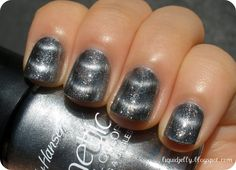 Sally Hansen Magnetic- silver elements, just got this