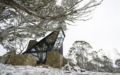 """Modern but sustainable """"Under the Moonlight house"""" in Australia"""
