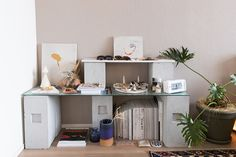 Corner Desk, Furniture, Home Decor, Fashion, Corner Table, Moda, Fashion Styles, Interior Design, Home Interior Design