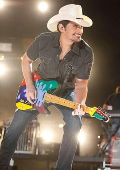 We won't be able to Beat This Summer after seeing Brad Paisley at Music Fest '13!