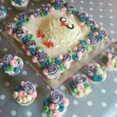 Easter Cake, Creativity, Birthday Cake, Cakes, Desserts, Food, Tailgate Desserts, Deserts, Cake Makers