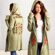 Take a look at the Fall for Embroidery: Unique Apparel event on #zulily today!
