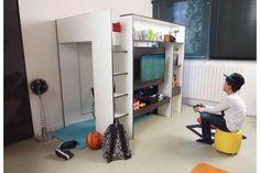 Parisot Etagenbett Bibop : Die 35 besten bilder von kinderbetten bedrooms child room und