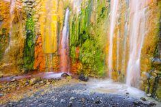 Diez cascadas que nos han calado