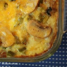 Gooseberry Patch Recipes: Company Breakfast Casserole. Easy,  hearty breakfast casserole that you put together the night before - perfect for the holidays!
