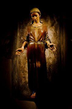 Madonna Statue by DeanHNZ, via Flickr