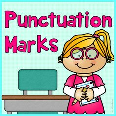 Do your students forget to use correct punctuation marks? This post has tips for you.