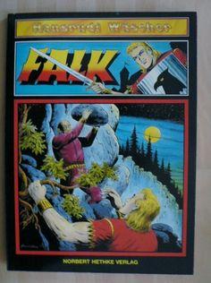 Falk Album 3 - Hansrudi Wäscher - Hethke TOP