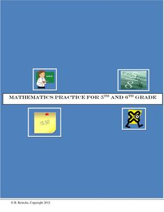 A Complete Guide to Math Worksheets for or Grade Teaching Aids, Teaching Tools, Place Values, Sixth Grade, Word Problems, Math Worksheets, Problem Solving, Kids Learning, Homeschooling
