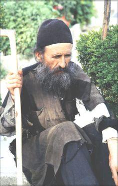 Elder Athanasius #Orthodoxy #Greece #mount Athos