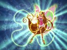 winx club flora enchantix - Google Search