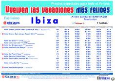 3ª Edición Las vacaciones más felices. Hoteles en Ibiza salidas desde Santiago de Compostela - http://zocotours.com/3a-edicion-las-vacaciones-mas-felices-hoteles-en-ibiza-salidas-desde-santiago-de-compostela/