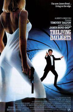 James Bond, The Living Daylights