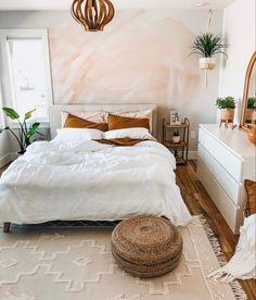 Bohemian Bedroom Wall Art