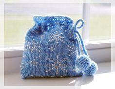 Free Knitting Pattern: Tiny Treasure