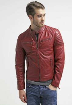10 Best Black leather jackets images  142f476aeca