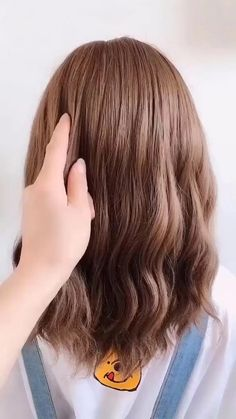 Easy Hairstyles For Long Hair, Beautiful Hairstyles, Party Hairstyles, Fashion Hairstyles, Hairstyles Videos, Hairstyle Short, Simple Hairstyles For School, Weave Hairstyles, Bandana Hairstyles