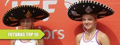 """Tenistas del país de las """"barras y las estrellas"""" dominan nuevamente el torneo.  La estadounidense Amanda Anisimova se proclamó monarca de la cuarta Edición del Abierto Juvenil Mexicano, venciendo en una durísima batalla de dos horas de juego, a la sembrada número tres del certamen, la británica Katie Swan, por parciales de 7-5, 3-6 y 6-3."""