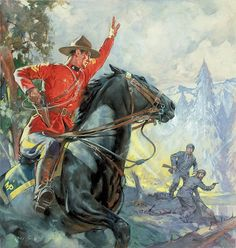 Hand painted art Oil painting soldiers & gray horse On the battlefield & Pistol - Ideas of Painting Canadian History, American History, Le Far West, Mountain Man, Western Art, Hand Painting Art, Old Pictures, Art Oil, Vintage Posters