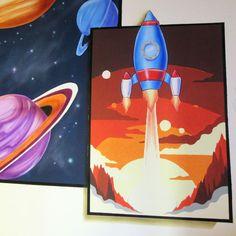 Ζωγραφική σε παιδικά δωμάτια Painting, Art, Art Background, Painting Art, Kunst, Paintings, Performing Arts, Painted Canvas, Drawings