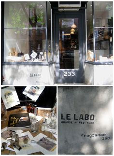 Le Labo - 233 Elizabeth st, Nolita, Manhattan