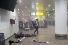 Bij meerdere aanslagen in Brussel en Zaventem zijn tientallen doden gevallen. Bij een bomaanslag in de Brusselse metro kwamen minstens 20 mensen om het lev...