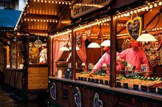German Christmas Market in Millennium Square Leeds Yorkshire England | Flickr - Photo Sharing!