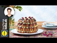 Plnená bábovka | Adriana Poláková | Kuchyna Lidla - YouTube Lidl, Waffles, Breakfast, Youtube, Food, Morning Coffee, Eten, Waffle, Meals