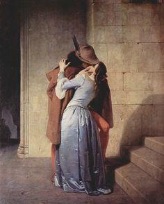 Il bacio - 1859 - Francesco Hayez