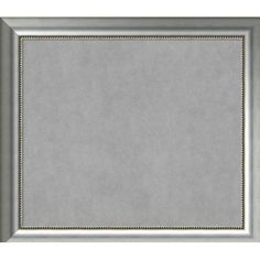 House of Hampton Framed Magnetic Memo Board Size: