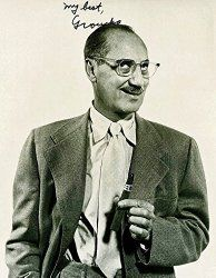 An analysis of groucho marxs letter to the warner brothers
