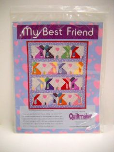 Quilting Pattern Quilting Notions Sewing Supplies My by StitchKnit, $5.00