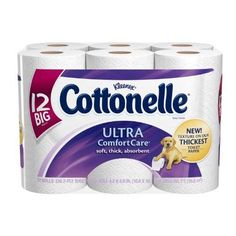Wow! Cottonelle Bath Tissue Only $0.27/Roll Plus FREE Wipes At Walgreens After Printable Coupon!
