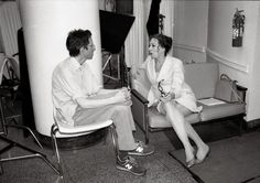 See Behind-the-Scenes Shots From Wes Anderson's The Royal Tenenbaums Kathleen Turner, Anjelica Huston, The Royal Tenenbaums, Stanley Kubrick, Wes Anderson, Scene Photo, Behind The Scenes, Cinema, Husband