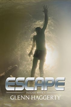Escape by Glenn Haggerty!  Middle school's tough, and Tyler Higgins just wants to hang with the cool kids. But Dustin's idea of quality entertainment is spying on parked cars on Lover's Lane. When two creeps show up with a body, Tyler doesn't want to stick around. Then again, he might not have much choice when terrorists corner Tyler and his friend.  Awesome book! I read it to my son, and he loved it.