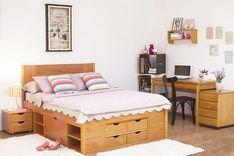 A área abaixo da cama é uma área muito valiosa, seja para você que tem pouco espaço, ou para você que tem um mundo de coisas para guardar! Enfiar caixas e caixas embaixo da cama é uma opção, contudo, é um saco de limpar e o aspecto, convenh