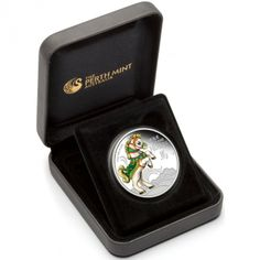 BABY HORSE 2014 1/2OZ SILVER PROOF COIN