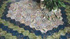 Серия PALATIUM — Фабрика ARKADIA — The Tile Club