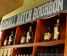Small Batch Bourbon Collection by Jim Beam