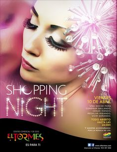 Shopping Night Centro Comercial El Tormes (abril 2015)