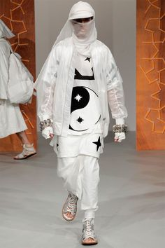 KTZ Spring/Summer 2014 | London Collections: Men