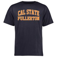 Cal State Fullerton Titans Everyday T-Shirt - Navy