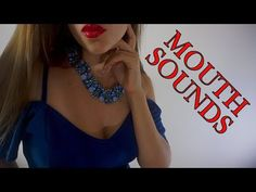 ASMR 👄 😱 Your Ears Are Melting! Extremely High Sensitive Mouth Sounds! - YouTube Asmr Video, How To Fall Asleep, Dressing, Youtube, Ears, Relax, Ear, Youtubers