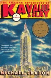 The Amazing Adventures of Cavalier and Clay - Michael Chabon