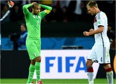 2014 #FIFAWORLDCUP - ROUND OF 16 - 6TH MATCH - #GERMANY VS #ALGERIA MATCH RESULT  http://football.chdcaprofessionals.com/2014/06/2014-fifa-world-cup-round-of-16-6th.html