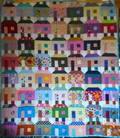 From Mina, in Texas, via H2H charity quilt drive. So pretty!~