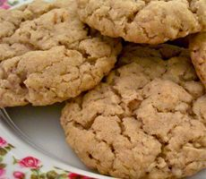 Resep Oatmeal chocolate cookies